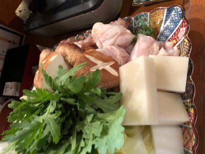 高級魚のクエ鍋